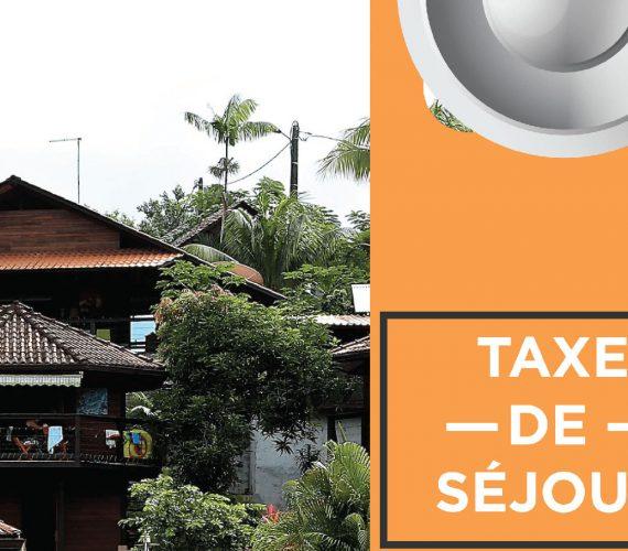 Informations sur la taxe de séjour